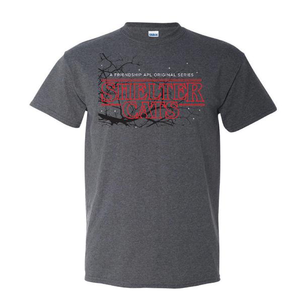 Shelter Cats t-shirt